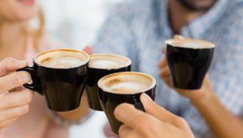 Кофе помогает справиться слишним весом после праздников