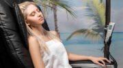 Помогают ли массажные накидки на кресла облегчить боль в спине?