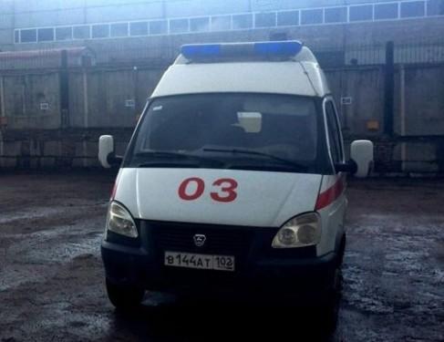 В Уфе останавливали работу водители скорой помощи