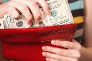3типа женщин, откоторых «убегают» деньги